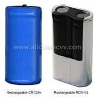 CR123A,CR-V3 battery