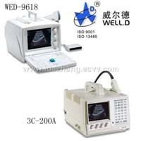 Ultrasound scanner for human and vet