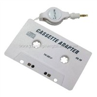 CD, MD, MP3 Car Cassette Adapter