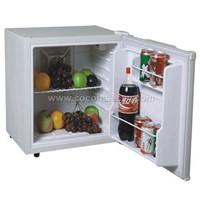 Semiconductor guestroom refrigerator </p>