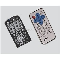 Over-Thin Remote Controller of VCD and DVD