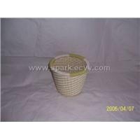 Paper-rope Basket
