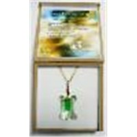 Crystal Perfume Necklace-XLG003