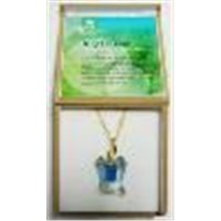 Crystal Perfume Necklace-XLG006