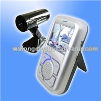 2.4GHz Wireless Detection Baby Monitors