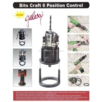 ALL-IN-ONE POWER TOOL Bits 6 Position Control