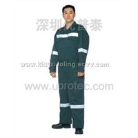 Indura?Abrasive & Flame Resistant Coverall