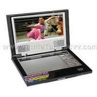Portable DVD Player Plus TV Tuner