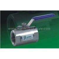 Guangzhou-style inner thread ball valve
