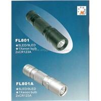 Led Aluminium flashlights