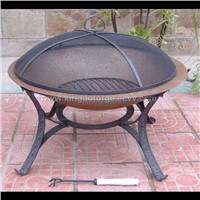 Cast iron firepit ,garden sets