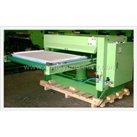 Flat Bed Type Transfer Printing Press Machine