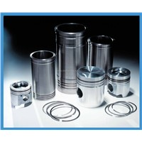 piston, piston ring,cylinder liner,engine bearing
