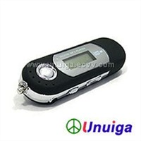 Flash MP3 Player (U303A1)