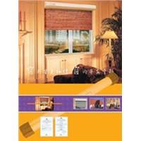 Electrical Rolling Blind Window/Door
