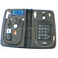 Notebook laptop USB travel kits