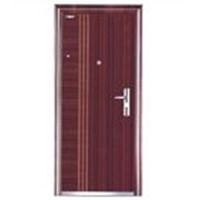 High quality steel doors