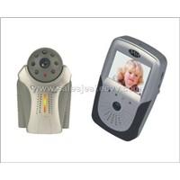 2.4GHz Palm wireless baby monitor