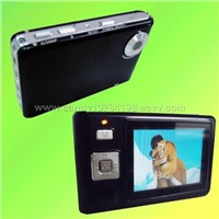 5.0m Video Camera With 2.5 Inches TFT Color LCD, M