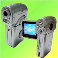 Digital Video Camera With MP4&MP3