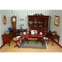 minifurniture-dining room set