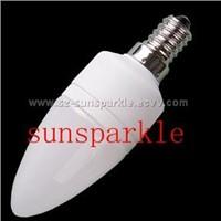 LED Candle lamp SP-E14/E27/BC22-CL1