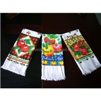 100% cotton kitchen towel