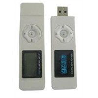 OLED Flash MP3 Player