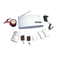GSM Home Burglar Alarm System