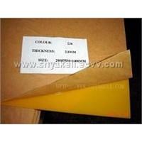cast acrylic sheet/plexiglass (pmma)