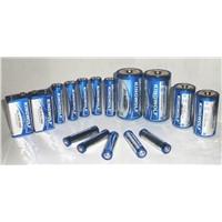 LR03  LR6 ,LR14 alkaline bettery
