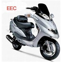 Gas Scooter (EC 125T-12)