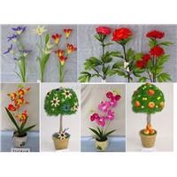 Artificial Flowers, Silk Flowers, Dried Flowers