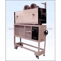 label baking machine