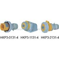 industrial plug and socket