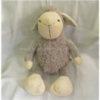 Brand New plush toy  from Nici - grey sheep 48