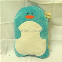 Brand New plush toy from Nici - blue penguin cushi
