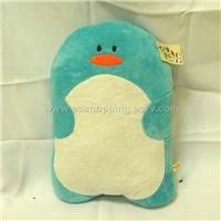 Brand New plush toy from Nici - blue penguin cushi