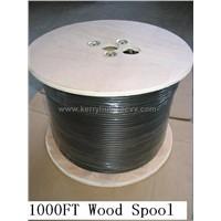 Coaxial Cables (RG6, RG59, RG11)