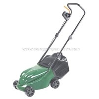 Pushing Electric Lawn Mower