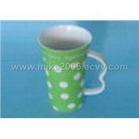 porcelian mug