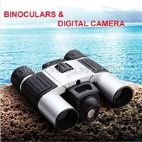 Digital camera with Binocular