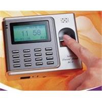 fingerprint time attendance & door access system