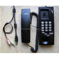 skype phone up100b with record function