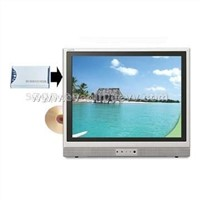 LCD TV with DVD Player (10.4
