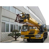 Mobile Hydraulic Truck Crane