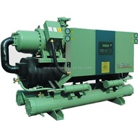 water heat pump chiller