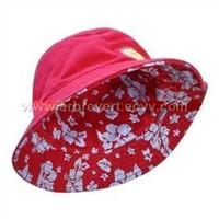 Reversible Bucket Hat - Cotton