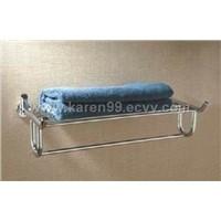 Turkish towel shelf