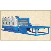 BY II aqueous roller printing machine